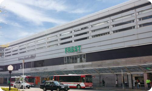 「寝屋川市」駅