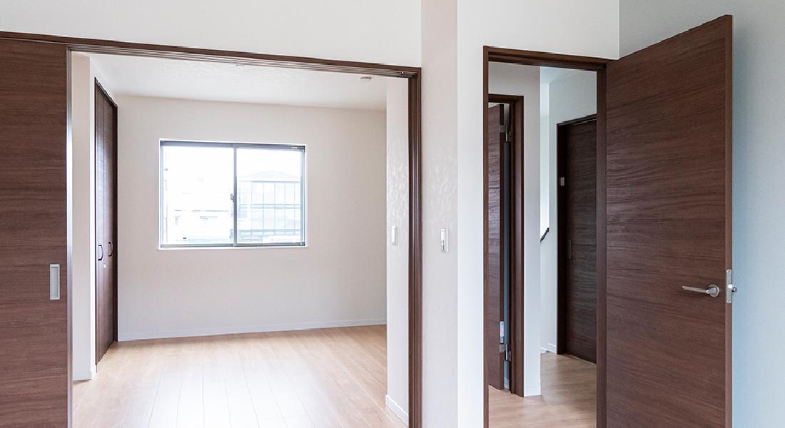 2階:洋室