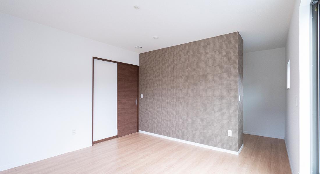 2階:主寝室・WIC